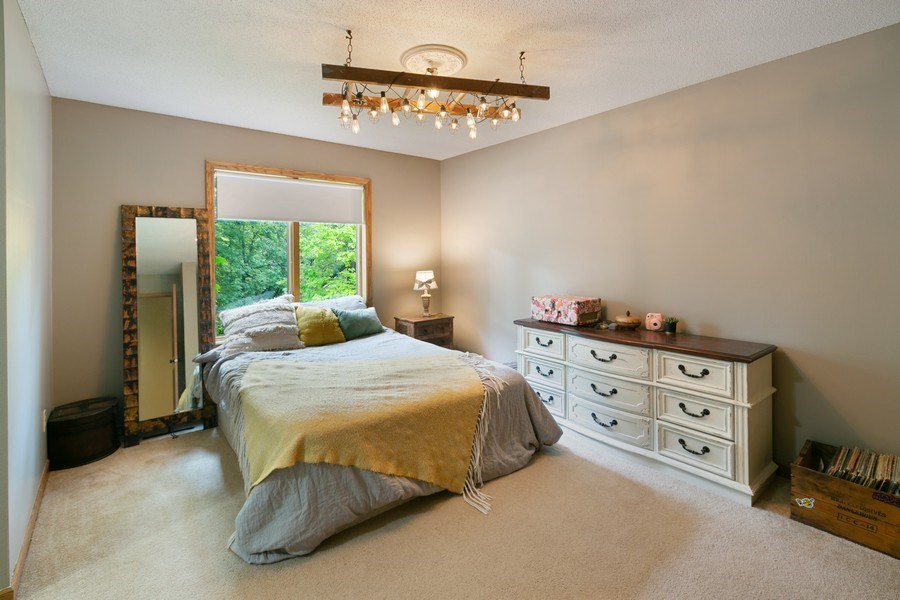 Real Estate Photography - 22861 Ridge Cir, Lakeville, MN, 55044 - Bedroom 3