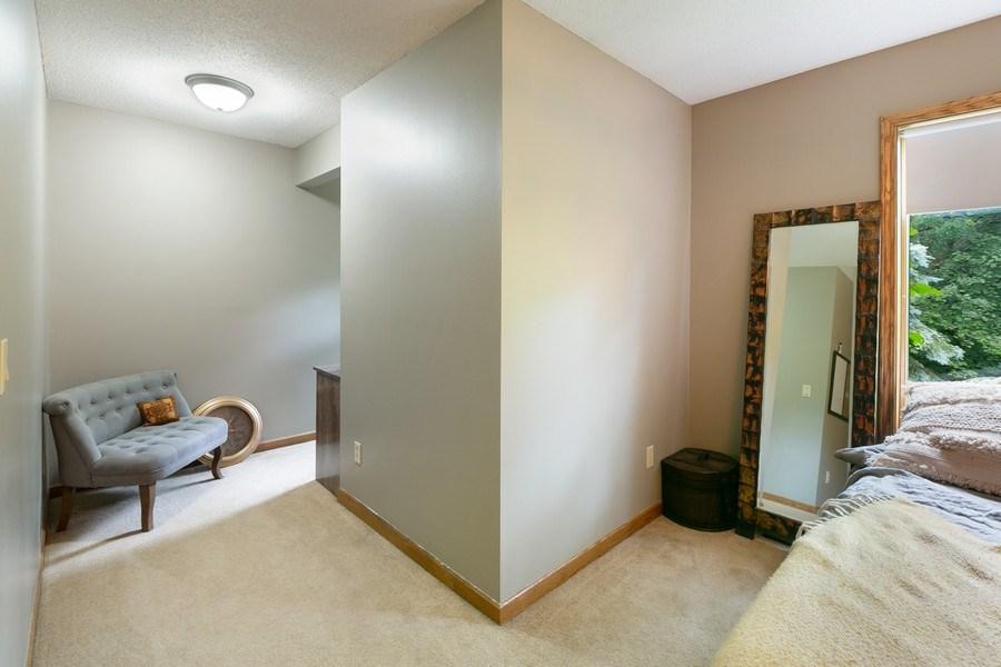 Real Estate Photography - 22861 Ridge Cir, Lakeville, MN, 55044 - 3rd Bedroom