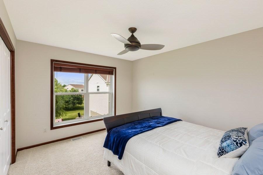 Real Estate Photography - 2122 Rockridge Circle, Shakopee, MN, 55379 - 4th Bedroom