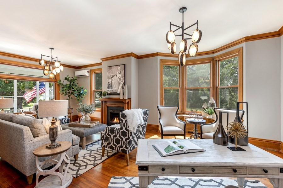 Real Estate Photography - 1301 W 6th Street, Red Wing, MN, 55066 - Living Room
