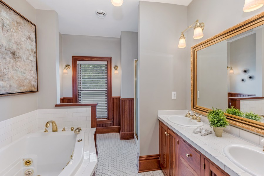 Real Estate Photography - 1301 W 6th Street, Red Wing, MN, 55066 - 4th Bathroom