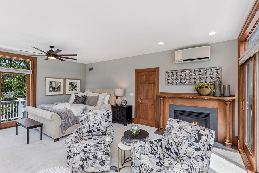Real Estate Photography - 1301 W 6th Street, Red Wing, MN, 55066 - Master Bedroom