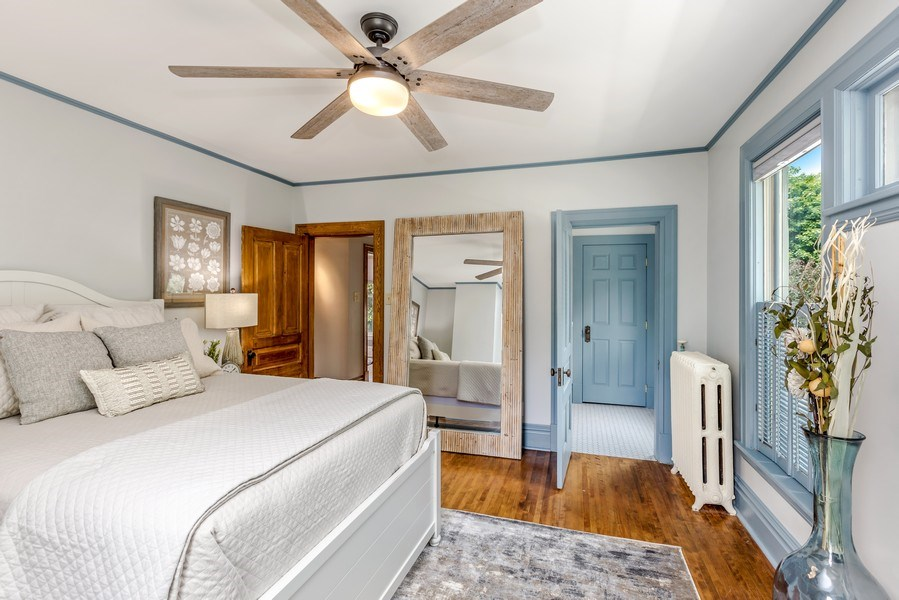 Real Estate Photography - 1301 W 6th Street, Red Wing, MN, 55066 - 2nd Bedroom