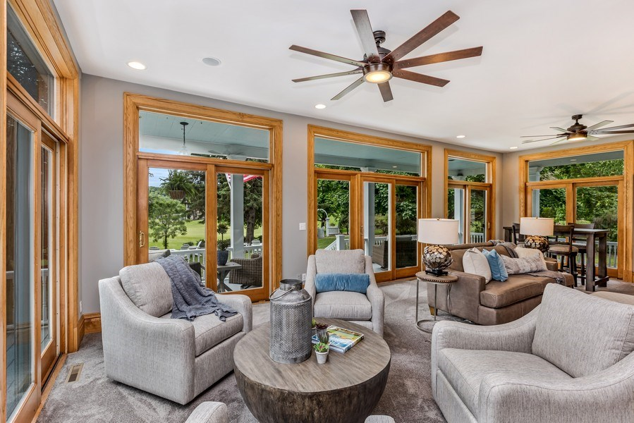 Real Estate Photography - 1301 W 6th Street, Red Wing, MN, 55066 - Family Room