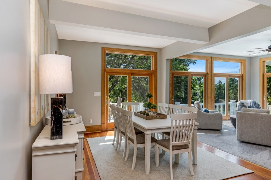 Real Estate Photography - 1301 W 6th Street, Red Wing, MN, 55066 - Dining Area