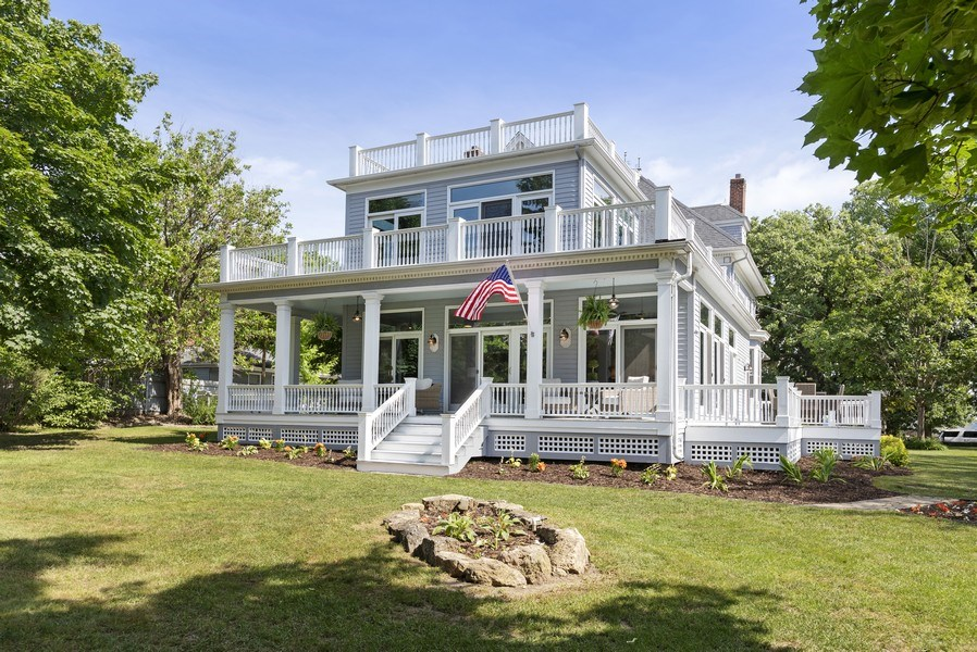 Real Estate Photography - 1301 W 6th Street, Red Wing, MN, 55066 - Rear View