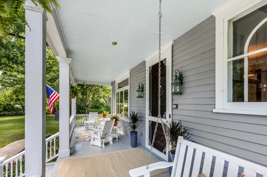 Real Estate Photography - 1301 W 6th Street, Red Wing, MN, 55066 - Porch