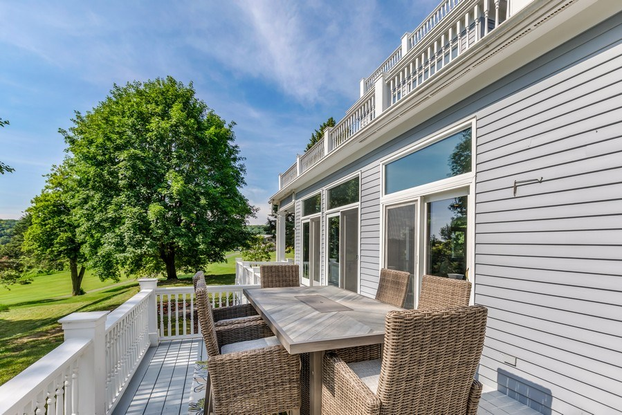 Real Estate Photography - 1301 W 6th Street, Red Wing, MN, 55066 - Deck