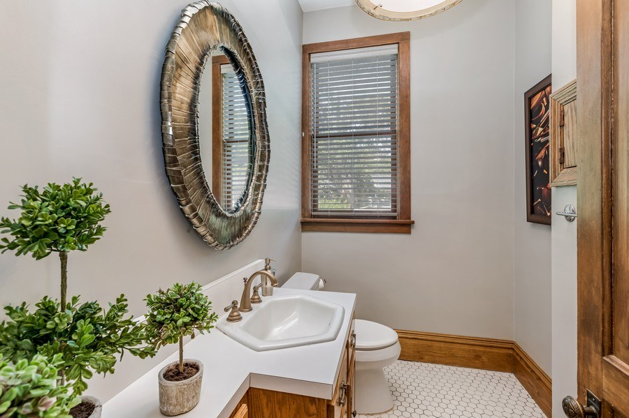 Real Estate Photography - 1301 W 6th Street, Red Wing, MN, 55066 - Bathroom