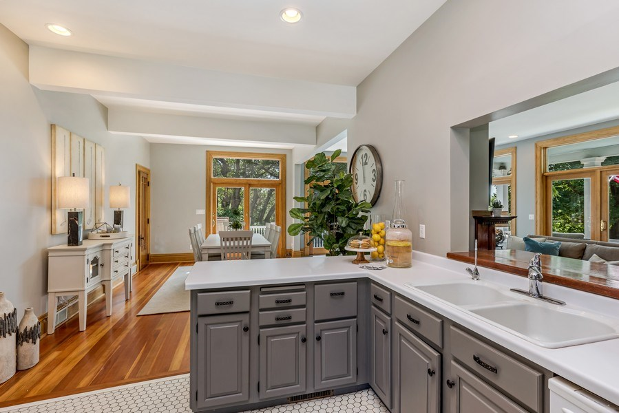 Real Estate Photography - 1301 W 6th Street, Red Wing, MN, 55066 - Kitchen / Dining Room