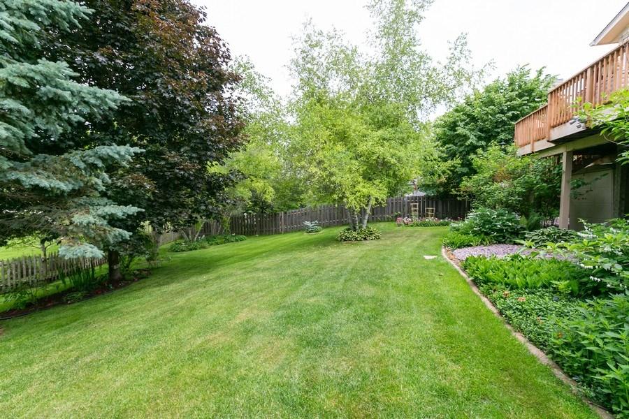 Real Estate Photography - 1430 Aretz CT, Victoria, MN, 55386 - Backyard
