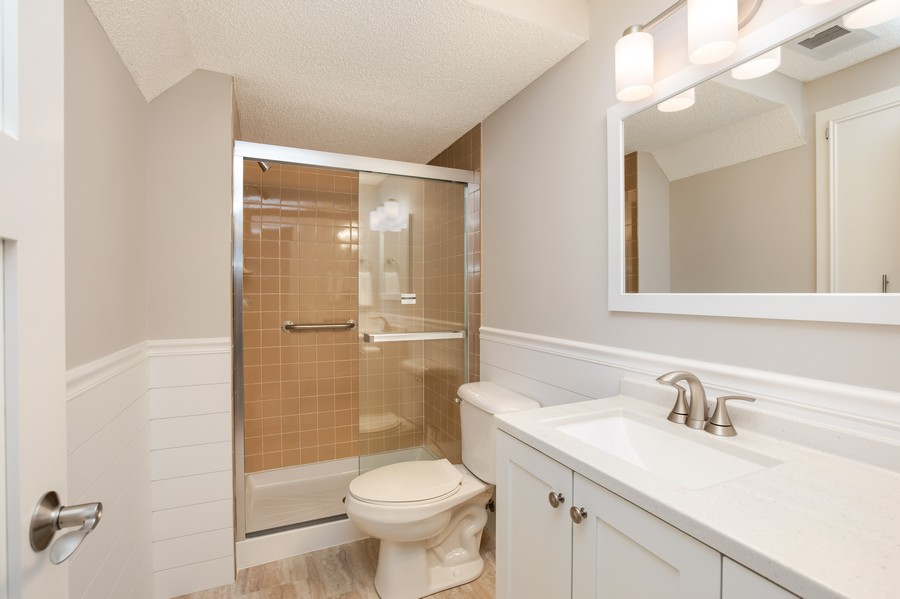 Real Estate Photography - 14367 Embry Path, Apple Valley, MN, 55124 - 3rd Bathroom