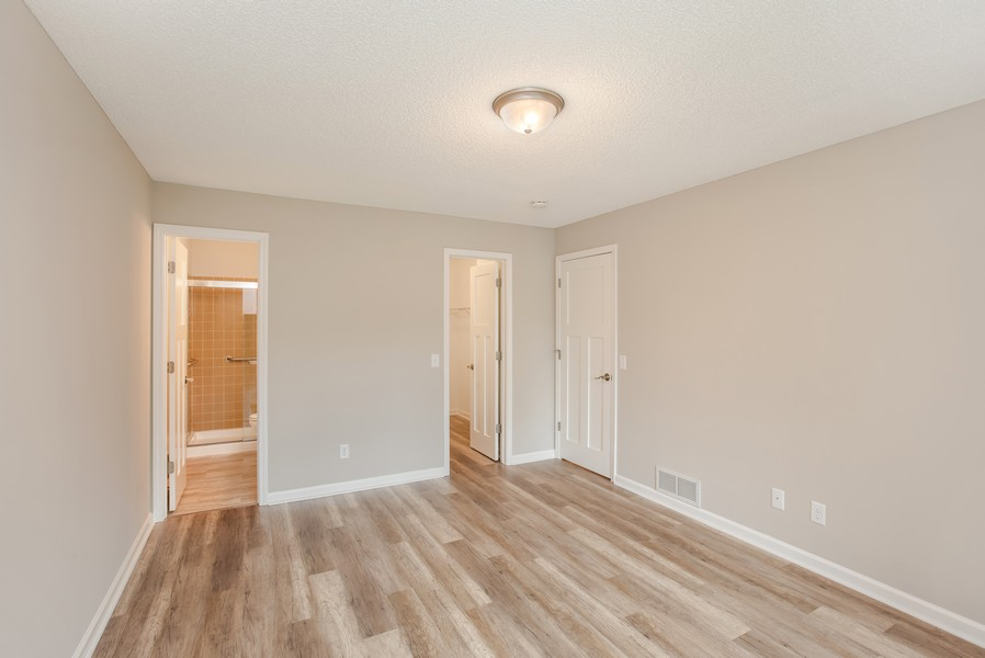 Real Estate Photography - 14367 Embry Path, Apple Valley, MN, 55124 - Master Bedroom