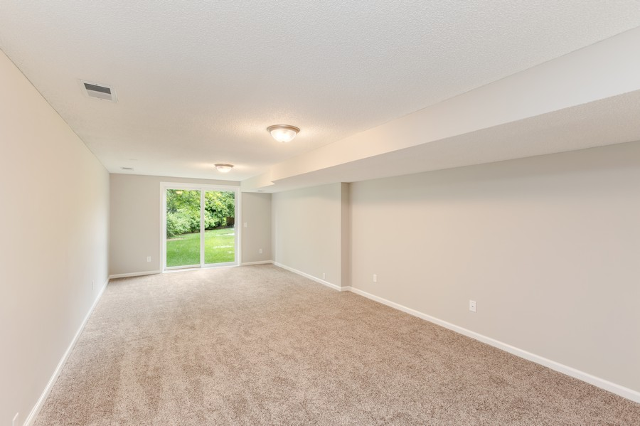 Real Estate Photography - 14367 Embry Path, Apple Valley, MN, 55124 - Family Room