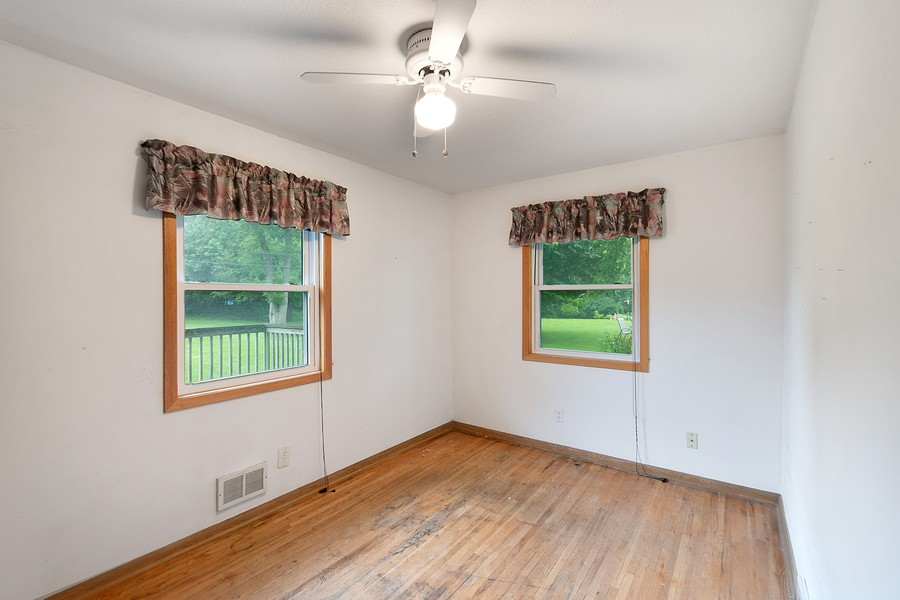 Real Estate Photography - 13830 Sunset Trail, Plymouth, MN, 55441 - 2nd Bedroom