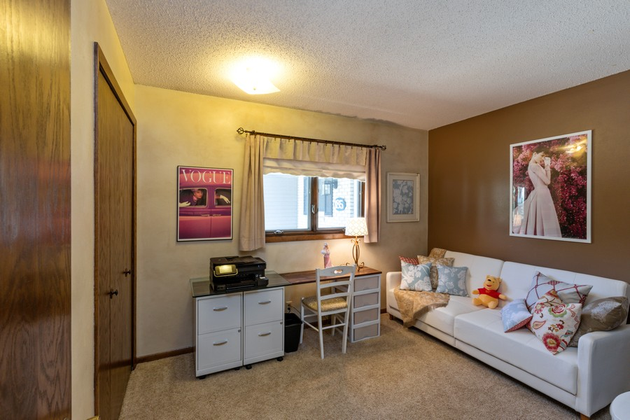 Real Estate Photography - South wind dr, West st paul, MN, 55118 - 2nd Bedroom