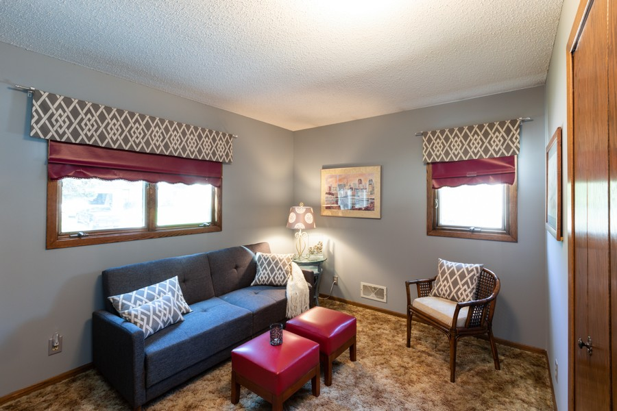 Real Estate Photography - South wind dr, West st paul, MN, 55118 - 3rd Bedroom