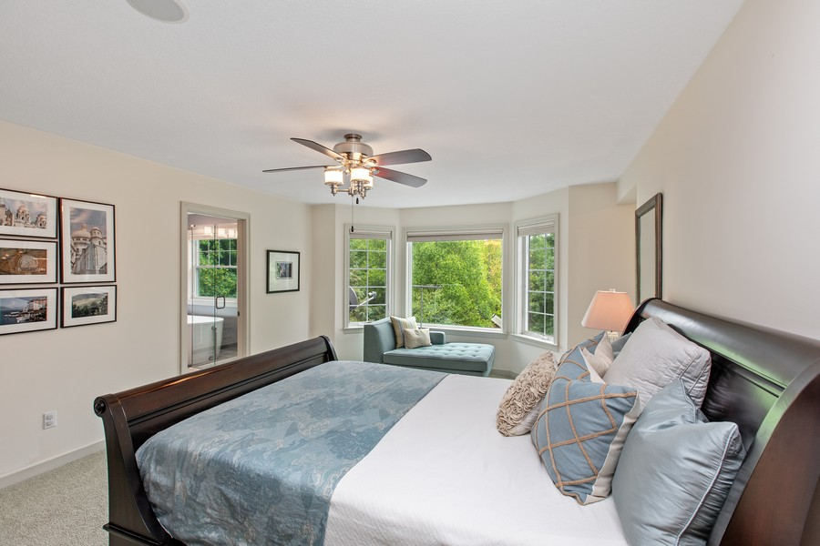 Real Estate Photography - 425 Country Road, Stillwater, MN, 55082 - Master Bedroom