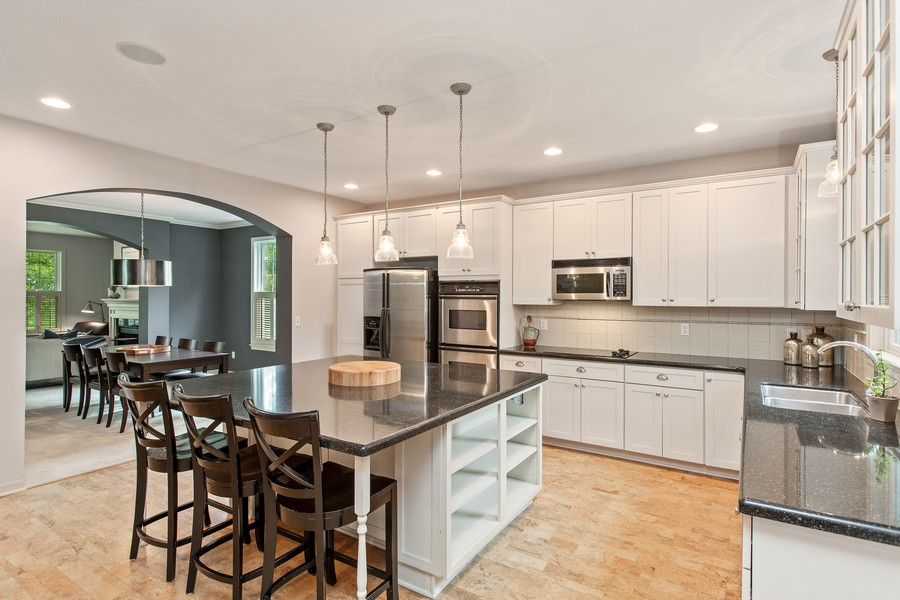 Real Estate Photography - 425 Country Road, Stillwater, MN, 55082 - Kitchen