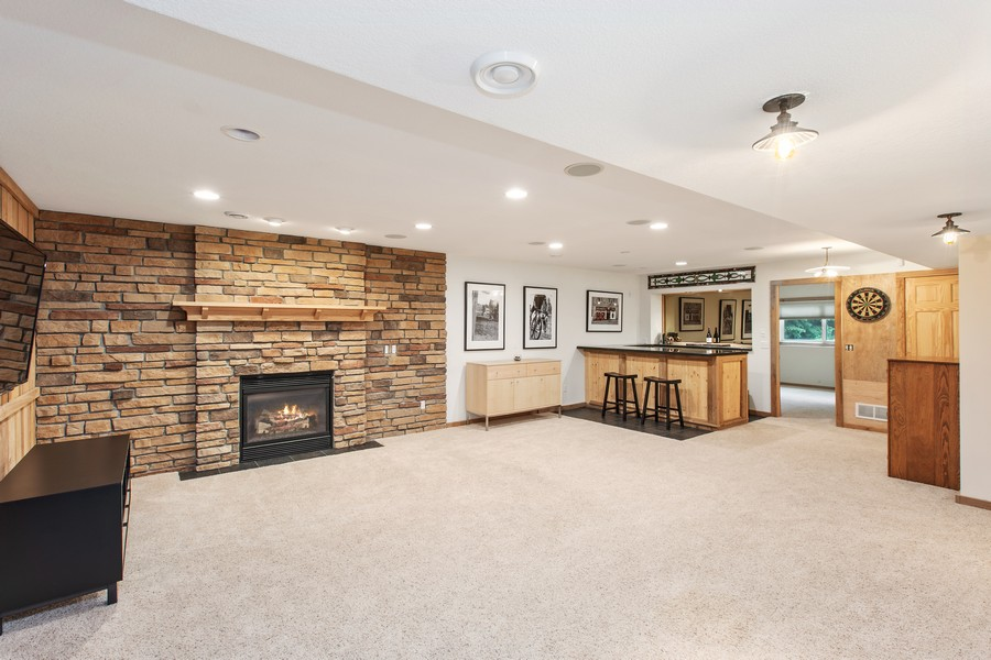 Real Estate Photography - 425 Country Road, Stillwater, MN, 55082 - Family Room