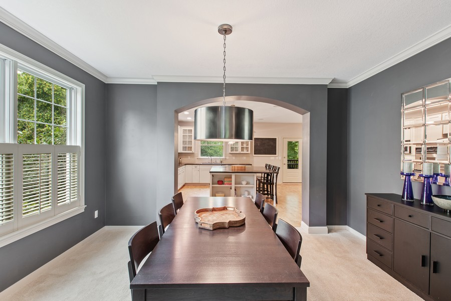 Real Estate Photography - 425 Country Road, Stillwater, MN, 55082 - Dining Area