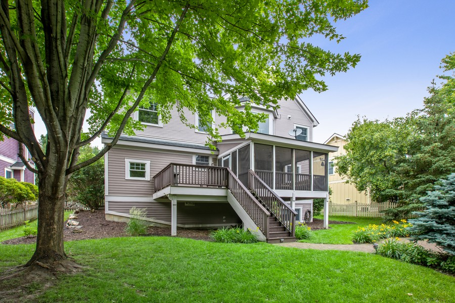 Real Estate Photography - 425 Country Road, Stillwater, MN, 55082 - Rear View