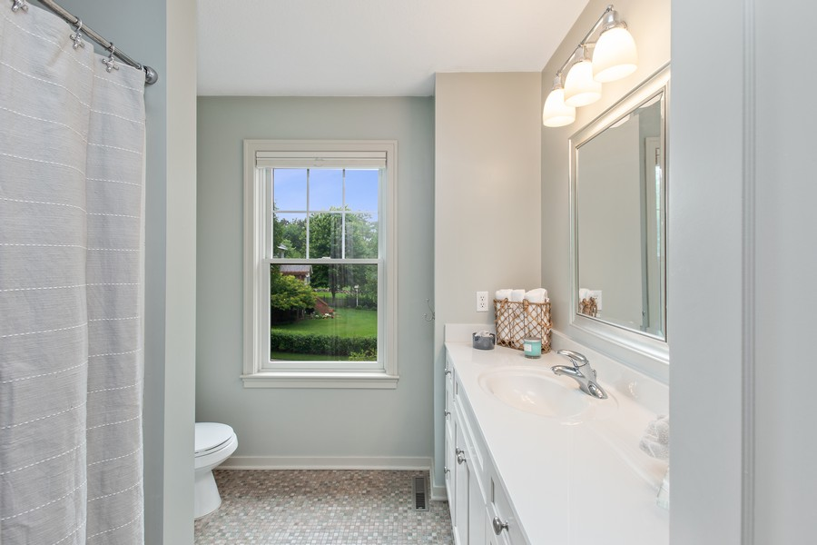 Real Estate Photography - 425 Country Road, Stillwater, MN, 55082 - 2nd Bathroom