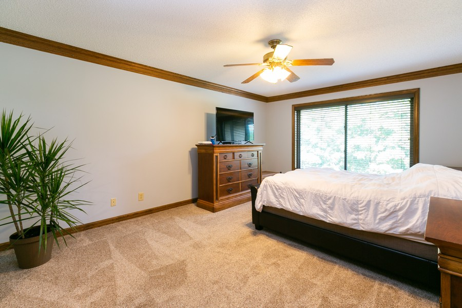 Real Estate Photography - 13311 Greenwich Ct, Apple Valley, MN, 55124 - Master Bedroom