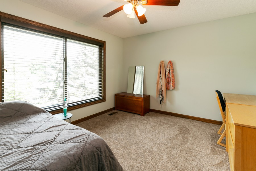 Real Estate Photography - 13311 Greenwich Ct, Apple Valley, MN, 55124 - Third Bedroom on Upper Level