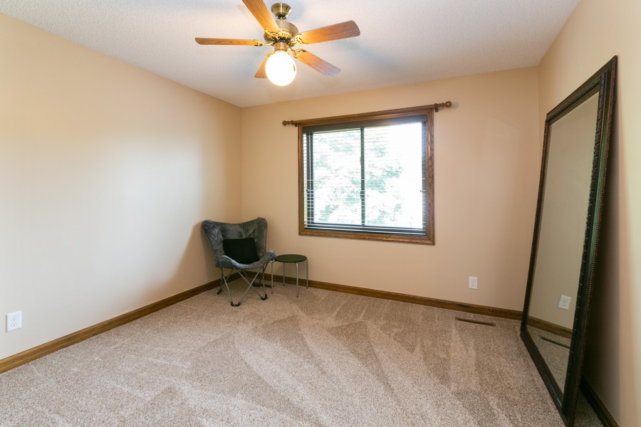 Real Estate Photography - 13311 Greenwich Ct, Apple Valley, MN, 55124 - 4th Bedroom on Upper Level