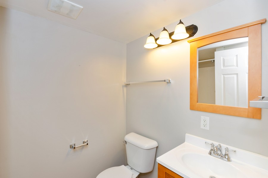 Real Estate Photography - 5124 Scott Path, Robbinsdale, MN, 55422 - 3rd Bathroom
