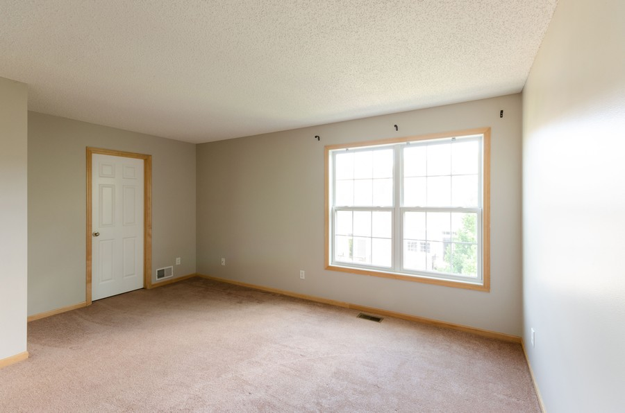 Real Estate Photography - 5124 Scott Path, Robbinsdale, MN, 55422 - Master Bedroom