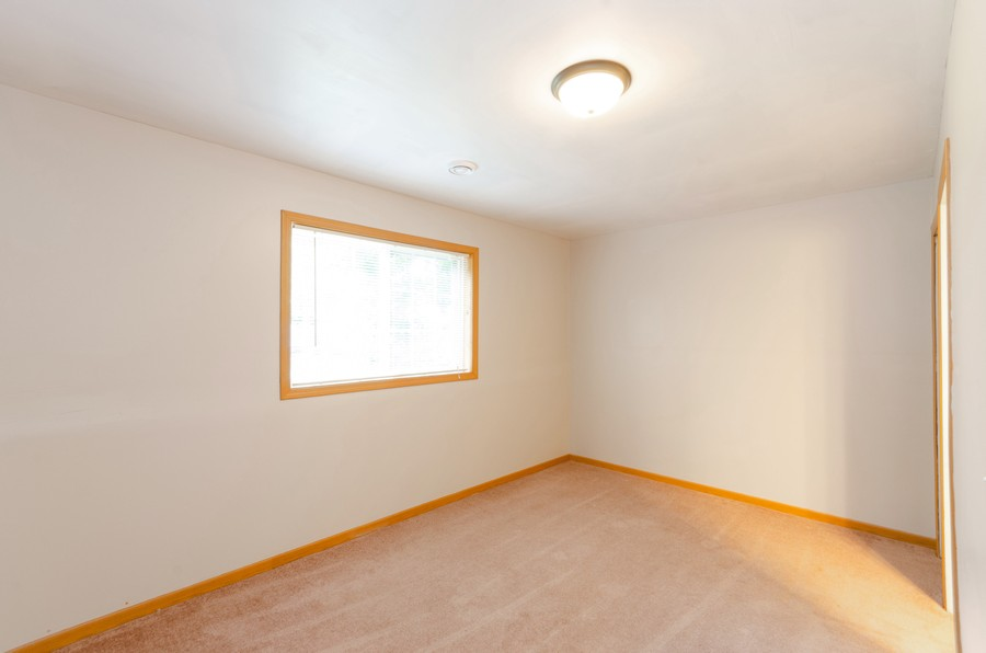 Real Estate Photography - 5124 Scott Path, Robbinsdale, MN, 55422 - 3rd Bedroom