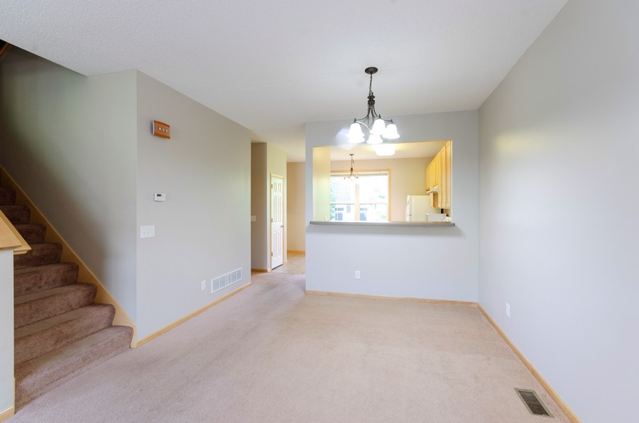 Real Estate Photography - 5124 Scott Path, Robbinsdale, MN, 55422 - Dining Room