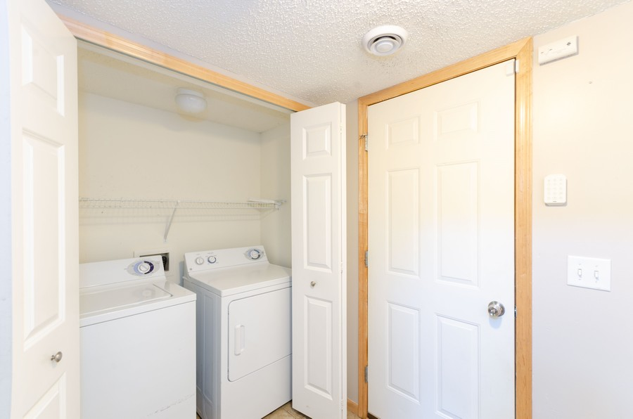 Real Estate Photography - 5124 Scott Path, Robbinsdale, MN, 55422 - Laundry Room