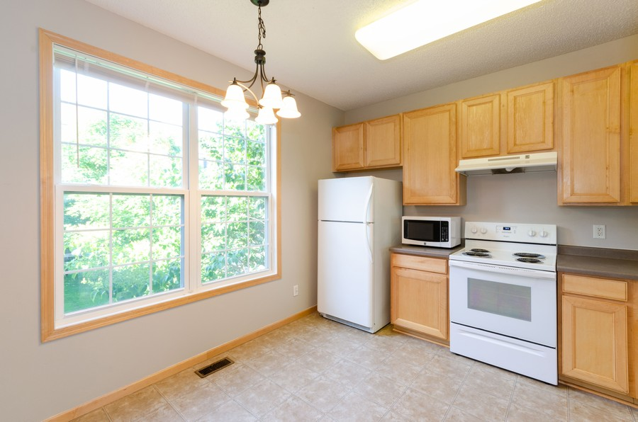 Real Estate Photography - 5124 Scott Path, Robbinsdale, MN, 55422 - Kitchen
