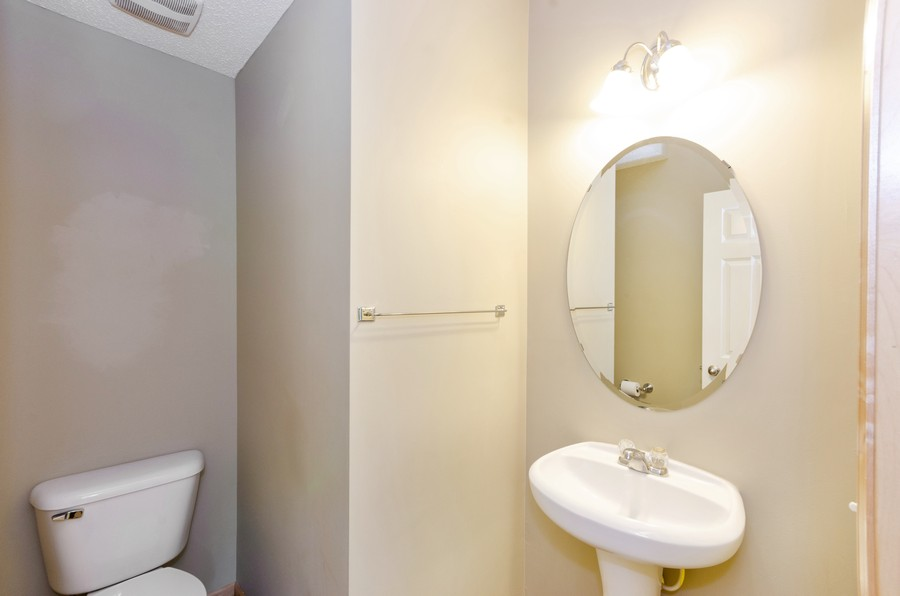 Real Estate Photography - 5124 Scott Path, Robbinsdale, MN, 55422 - Bathroom