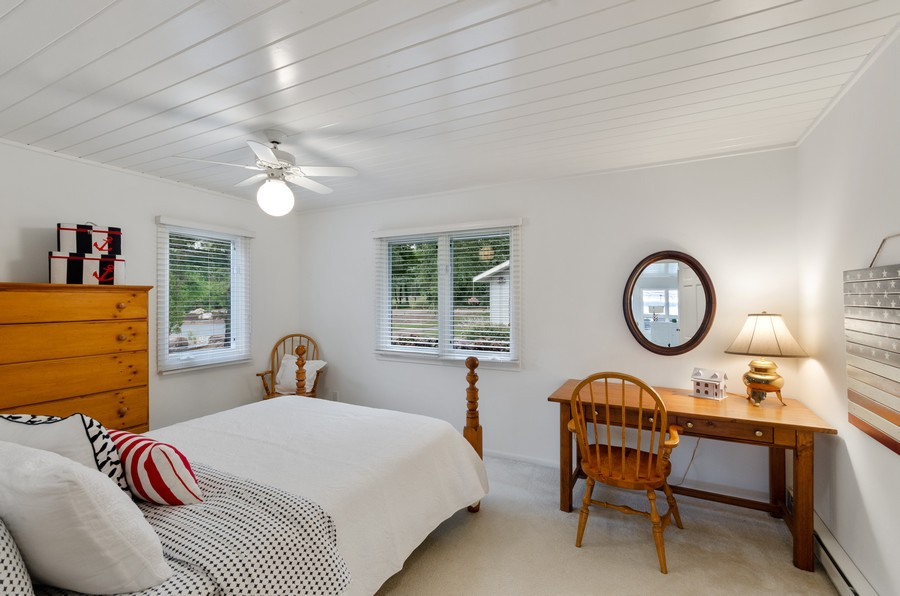 Real Estate Photography - 1088 Green Gables Road, City of East Gull Lake, MN, 56401 - 2nd Bedroom