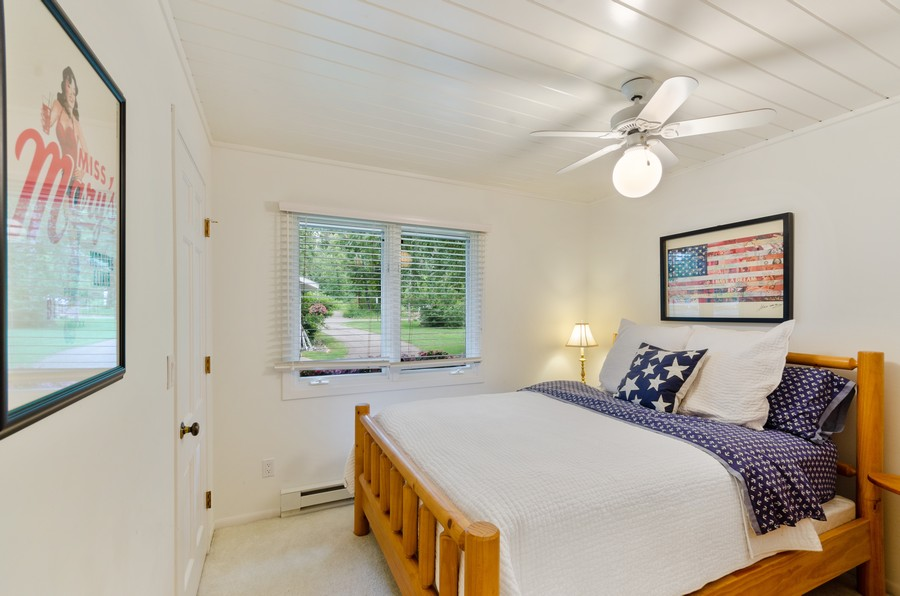 Real Estate Photography - 1088 Green Gables Road, City of East Gull Lake, MN, 56401 - Bedroom