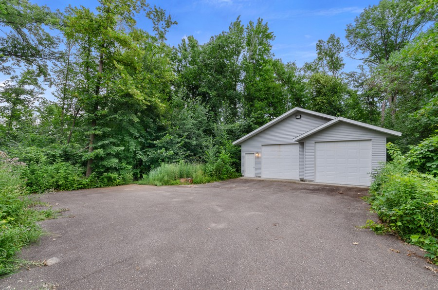 Real Estate Photography - 1088 Green Gables Road, City of East Gull Lake, MN, 56401 - Garage-Out building