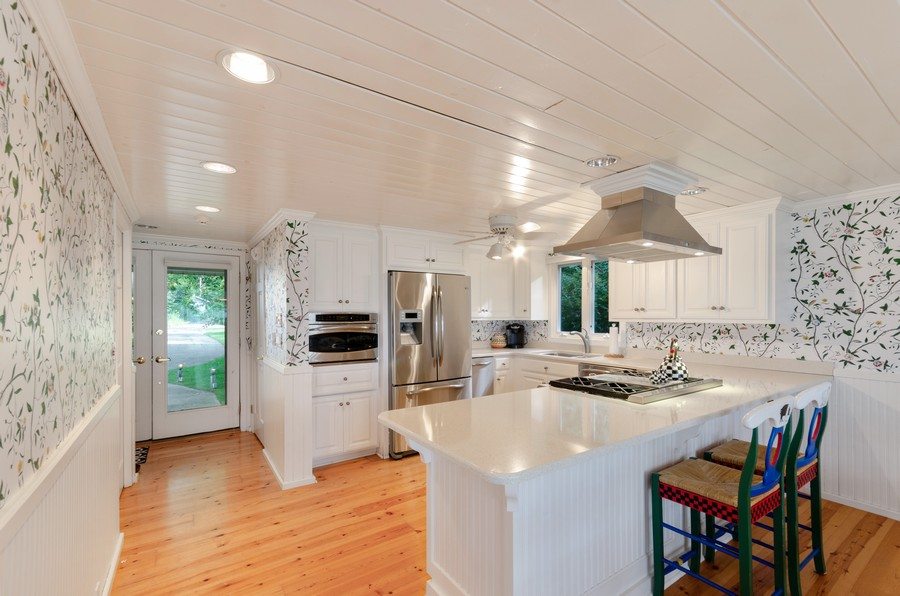 Real Estate Photography - 1088 Green Gables Road, City of East Gull Lake, MN, 56401 - Kitchen