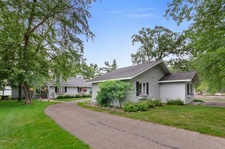 Real Estate Photography - 1088 Green Gables Road, City of East Gull Lake, MN, 56401 - Front View