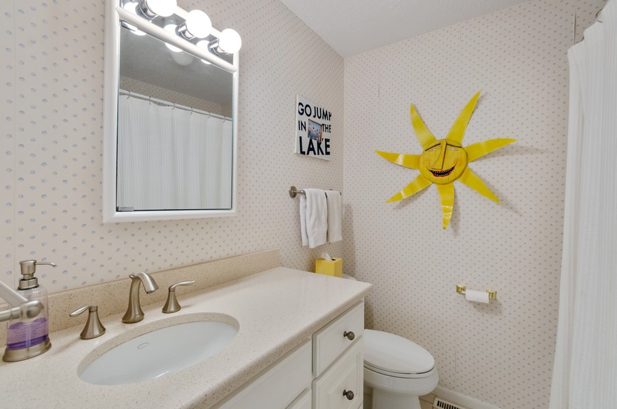 Real Estate Photography - 1088 Green Gables Road, City of East Gull Lake, MN, 56401 - Bathroom