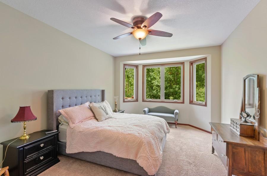 Real Estate Photography - 5160 Wild Marsh Dr, White Bear Lake, MN, 55110 - Master Bedroom