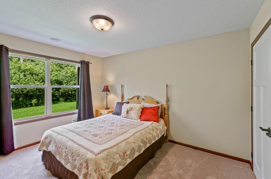 Real Estate Photography - 5160 Wild Marsh Dr, White Bear Lake, MN, 55110 - Bedroom