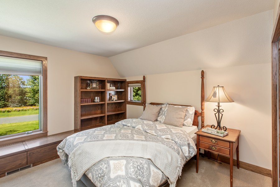 Real Estate Photography - 1289 Paris Ave North, Stillwater, MN, 55082 - 2nd Bedroom