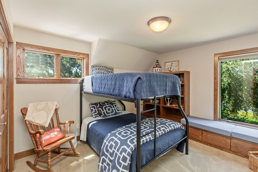 Real Estate Photography - 1289 Paris Ave North, Stillwater, MN, 55082 - 3rd Bedroom
