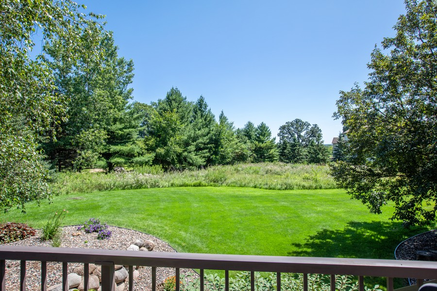 Real Estate Photography - 1289 Paris Ave North, Stillwater, MN, 55082 - Back Yard