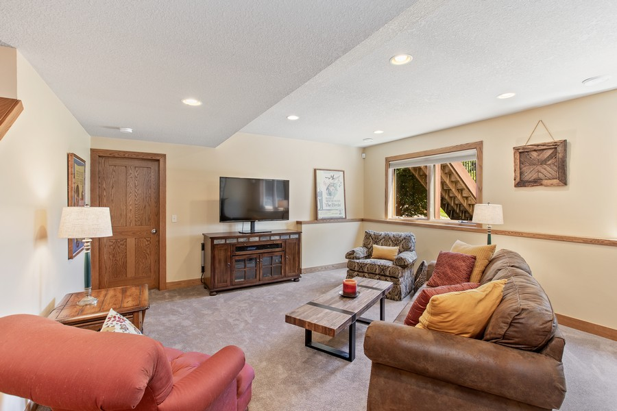 Real Estate Photography - 1289 Paris Ave North, Stillwater, MN, 55082 - Family Room