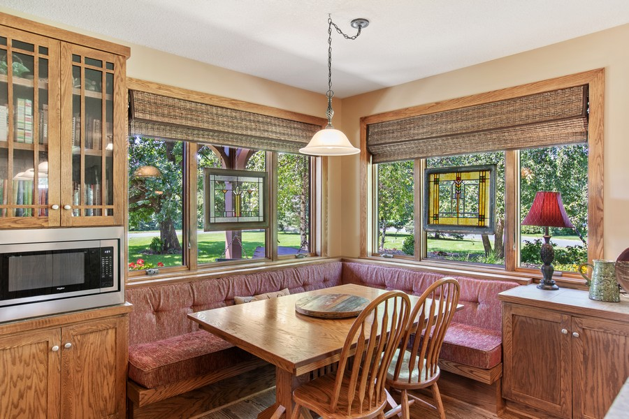 Real Estate Photography - 1289 Paris Ave North, Stillwater, MN, 55082 - Dining Area